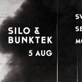SILO x bunkTEK